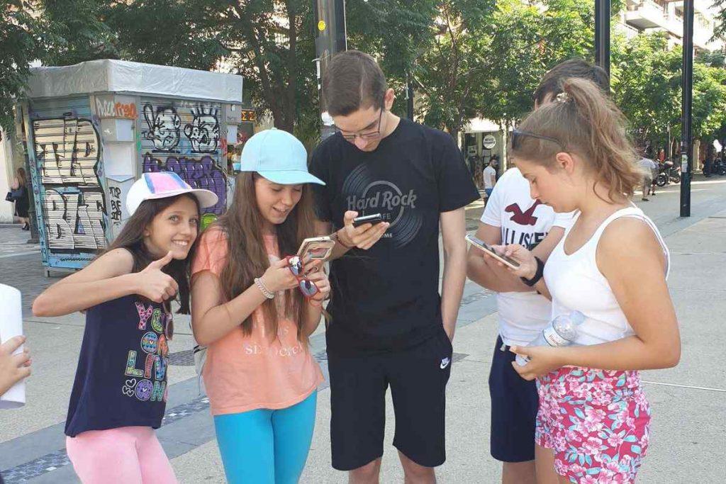 ThesSummerSchool June 2019 - Παίζοντας το ThEscape Game στο κέντρο της Θεσσαλονίκης